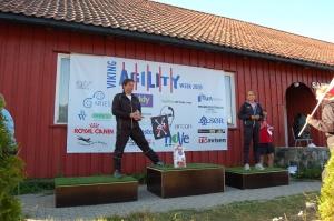 Arne Johnsen stakk av med både 1. og 2. plassen i Hopp 2 Stor