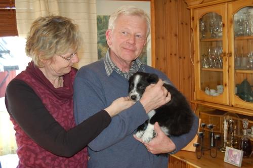 Anneli, Kent-Åke og Ax